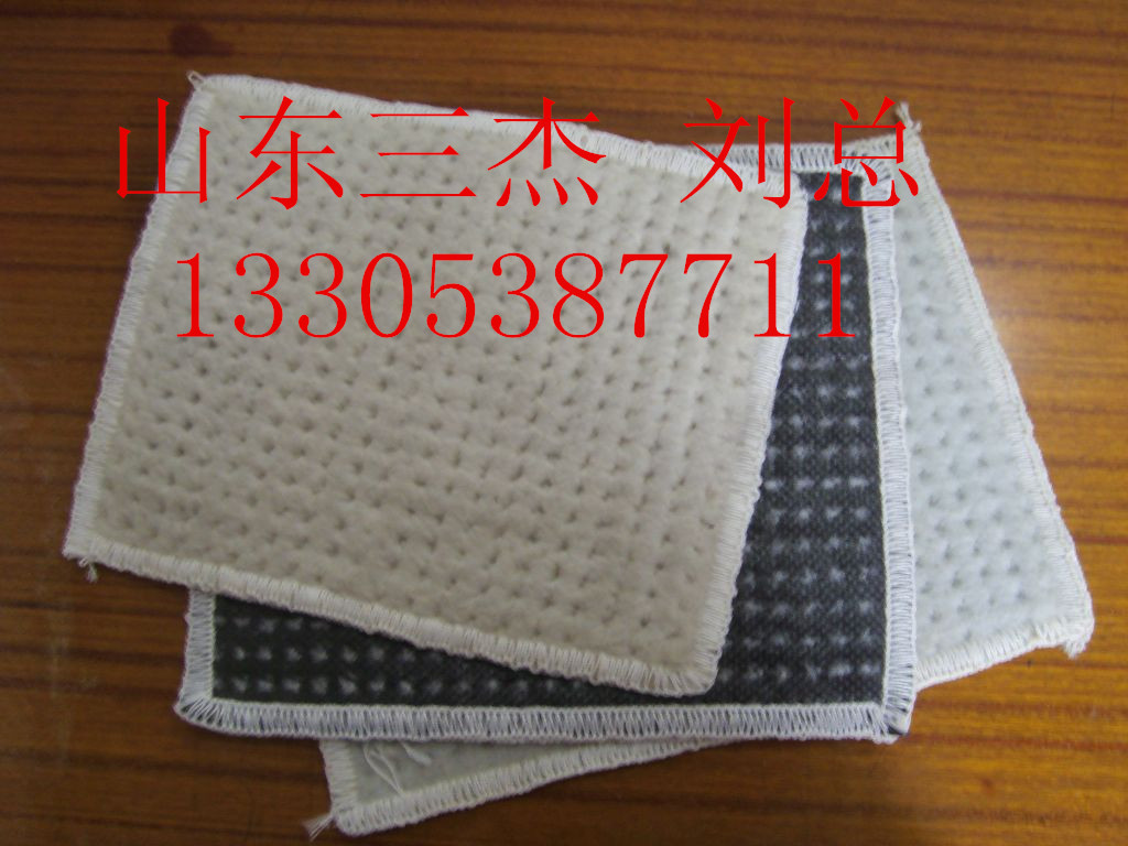 泰安三杰膨润土防水毯供应厂家直销