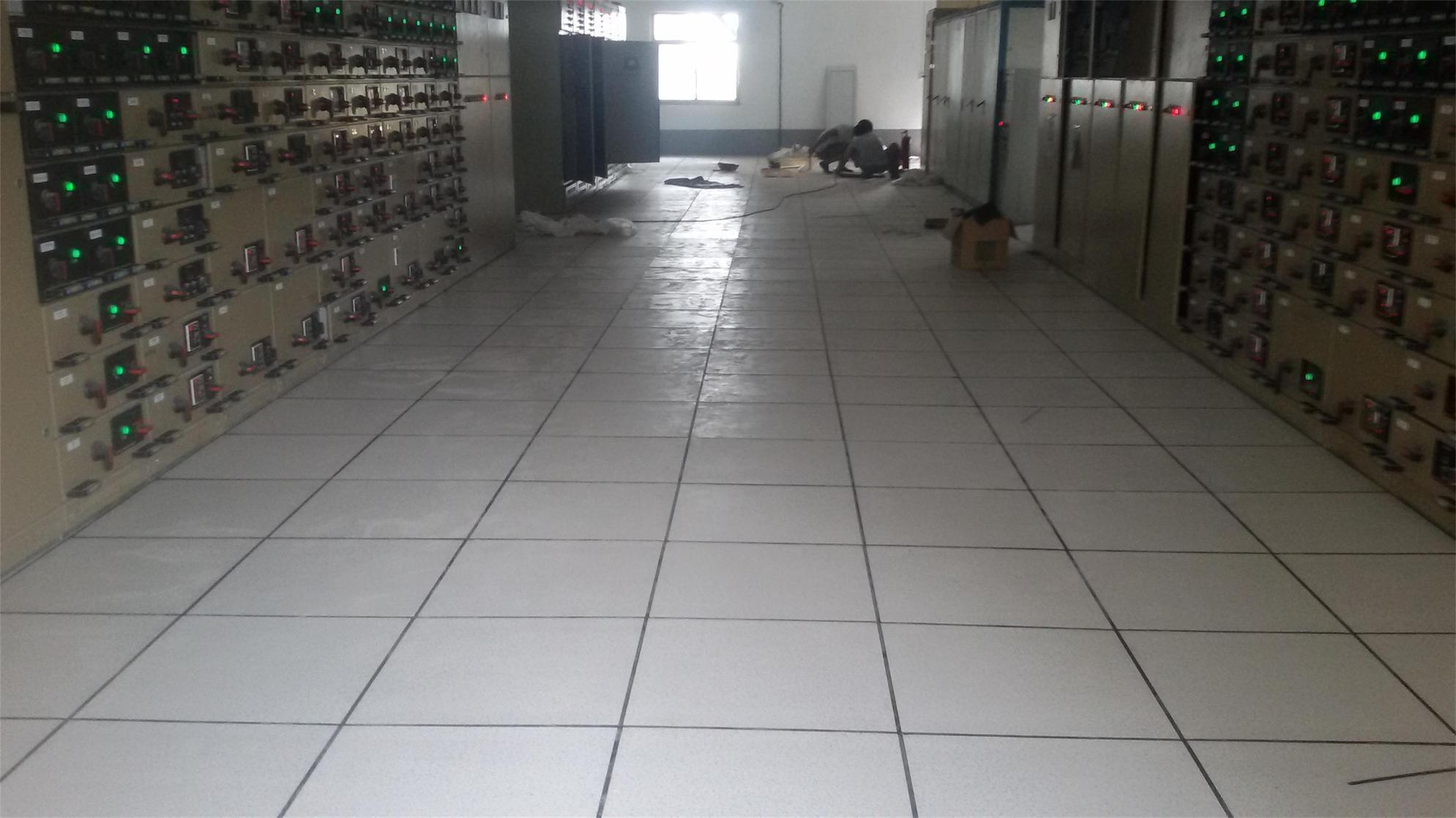 威海机房抗静电地板,OA网络架空地板厂家报价