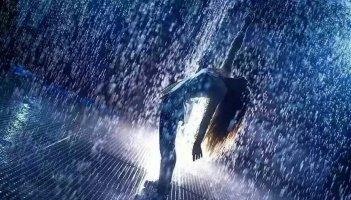滨州雨屋,雨屋设备租赁 唯美不湿身雨屋
