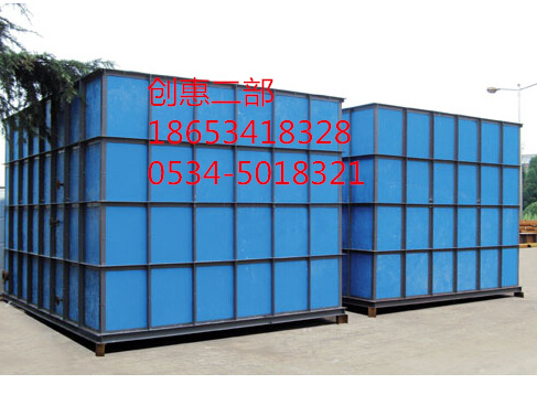玻璃钢水箱厂家 玻璃钢水箱价格、厂