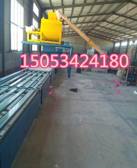 砂浆水泥防火岩棉复合保温板设备厂家