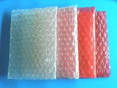 东莞红色防静电气泡袋