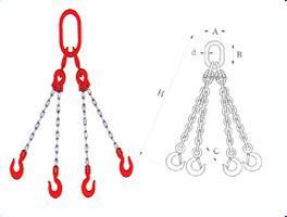 G80级起重链条吊索具质量看得见