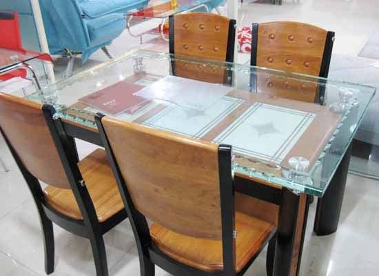丰台区安装钢化桌面玻璃 安装欧式玻璃桌面价格