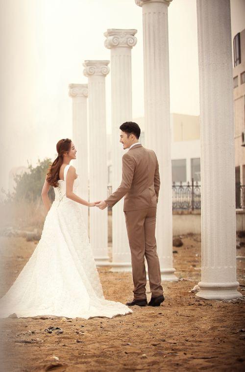 私人定制婚纱照   圣罗尼亚婚纱摄影
