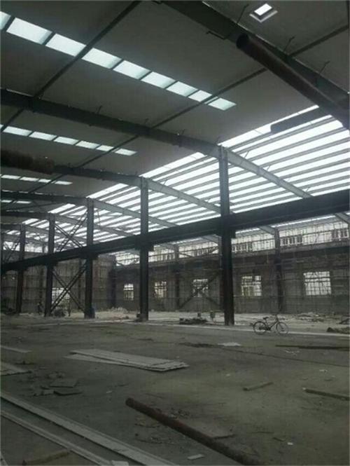 钢结构仓库|宏冶钢构铸造精品|简易钢结构仓库