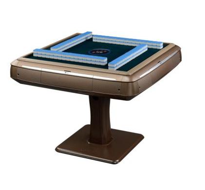 长方形红木餐桌式麻将机价格