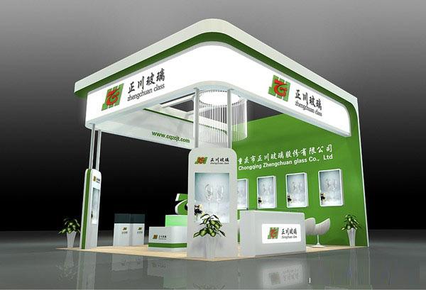 2016上海美发展台设计搭建