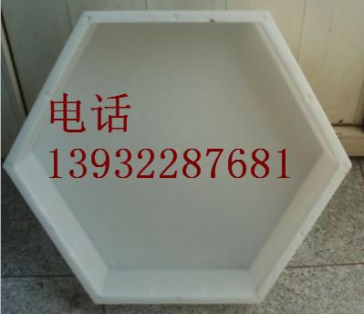贵州省空心六角防护模具
