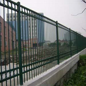 供青海乐都铁艺栅栏和海门铁艺栏杆供应商