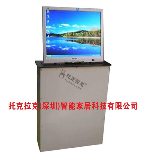 sj-01会议桌显示器液晶屏升降器