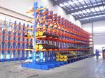 悬臂货架的生产流程以及制作工艺