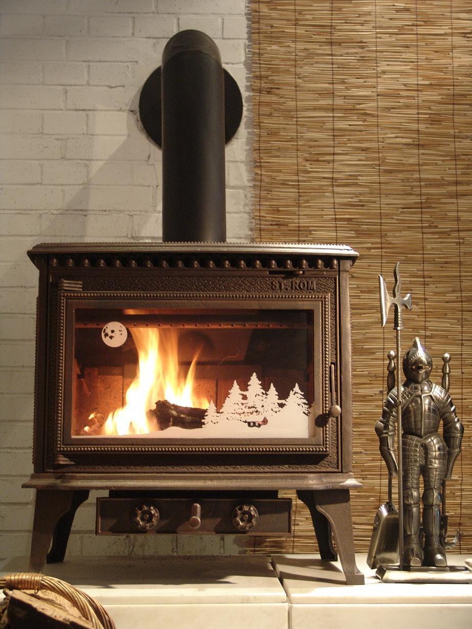 l 复古红铜色外观,大气,敦厚的外形设计,颇受壁炉爱好者的喜爱 性能