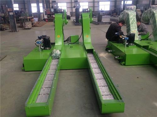 大港机床排屑机器、奥兰机床附件、磁力式机床排屑机器