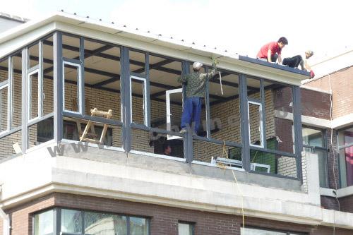 无锡铝合金阳光房制作厂家*阳光房装修效果图*钢结构阳光房