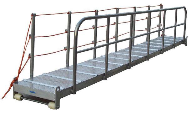 铝合金舷梯,登船梯,踏步舷梯,舷桥梯