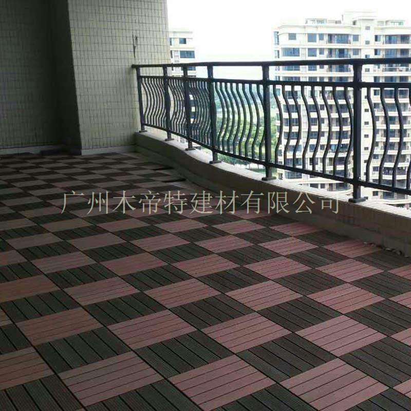 【新型环保材料 塑木地板