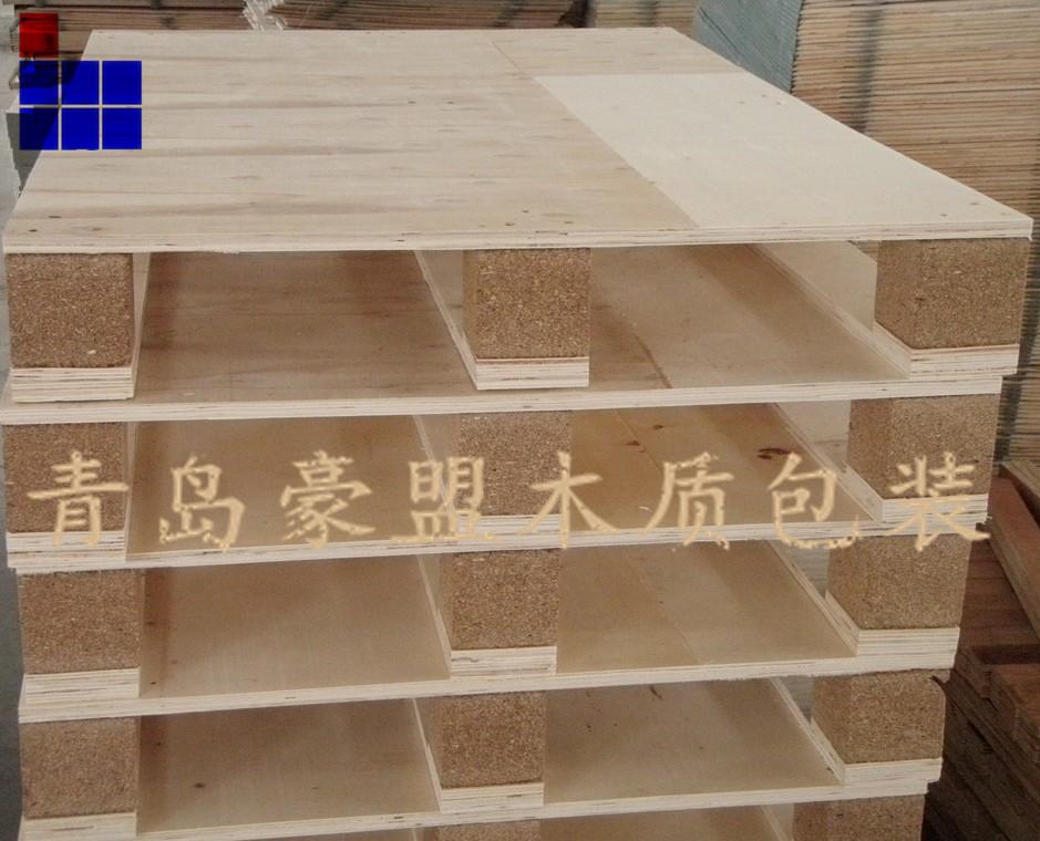 青岛胶合板托盘黄岛厂家直销出口免熏蒸价格便宜
