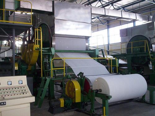 少林烧纸造纸机_山西造纸机_少林无污染造纸机械(多图)
