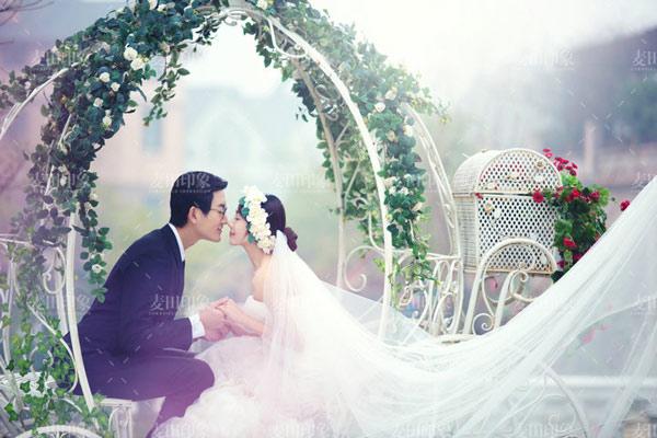 西安婚纱摄影麦田印象婚纱照艺术作品欣赏