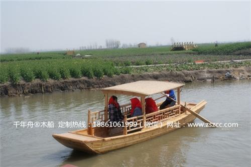 渔船木船_木船_江南木船模型(查看)