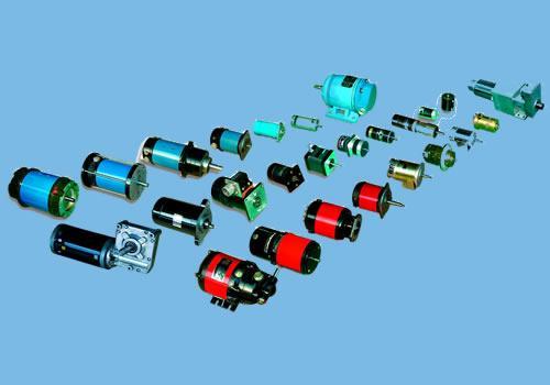 电磁直流电动机划分:串励直流电动机