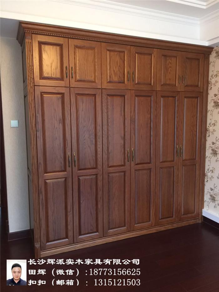 长沙水曲柳定制高端家具、实木橱柜、哑口套定制材料