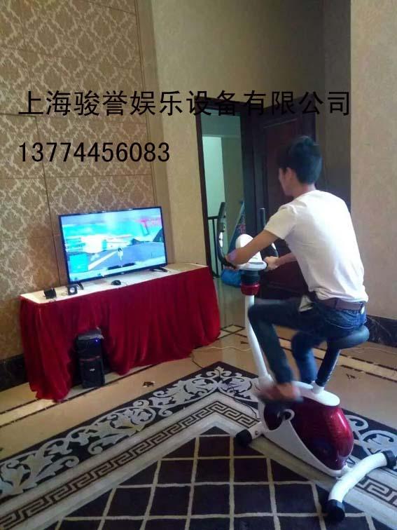 充气气模租赁XBOX体感游戏机租赁自行车