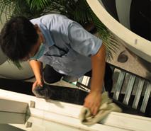 深圳深圳外墙清洗高空外墙清洗服务环亮清洁公司