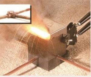 生产加工供应富沃德放热焊接