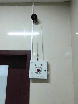一键式紧急报警装置,学校一键报警,校园一键式报警器
