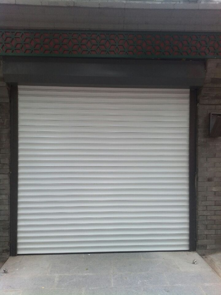 北京安装欧式卷帘门
