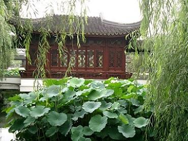【苏州古典庭院景观设计
