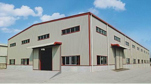 永康钢结构厂房钢结构设计制作安装