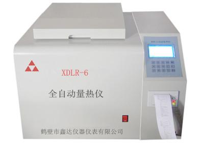 鑫达XDLR-8煤焦热值化验设备