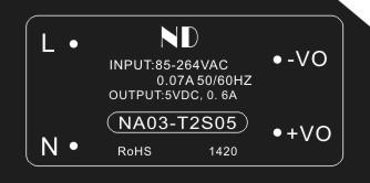 深圳降压模块264V转5V芯片ic规格书