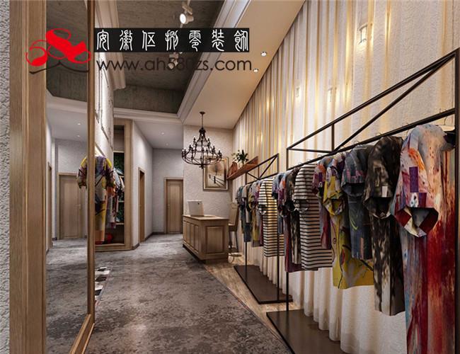 工业设计服务 >合肥服装店装修设计