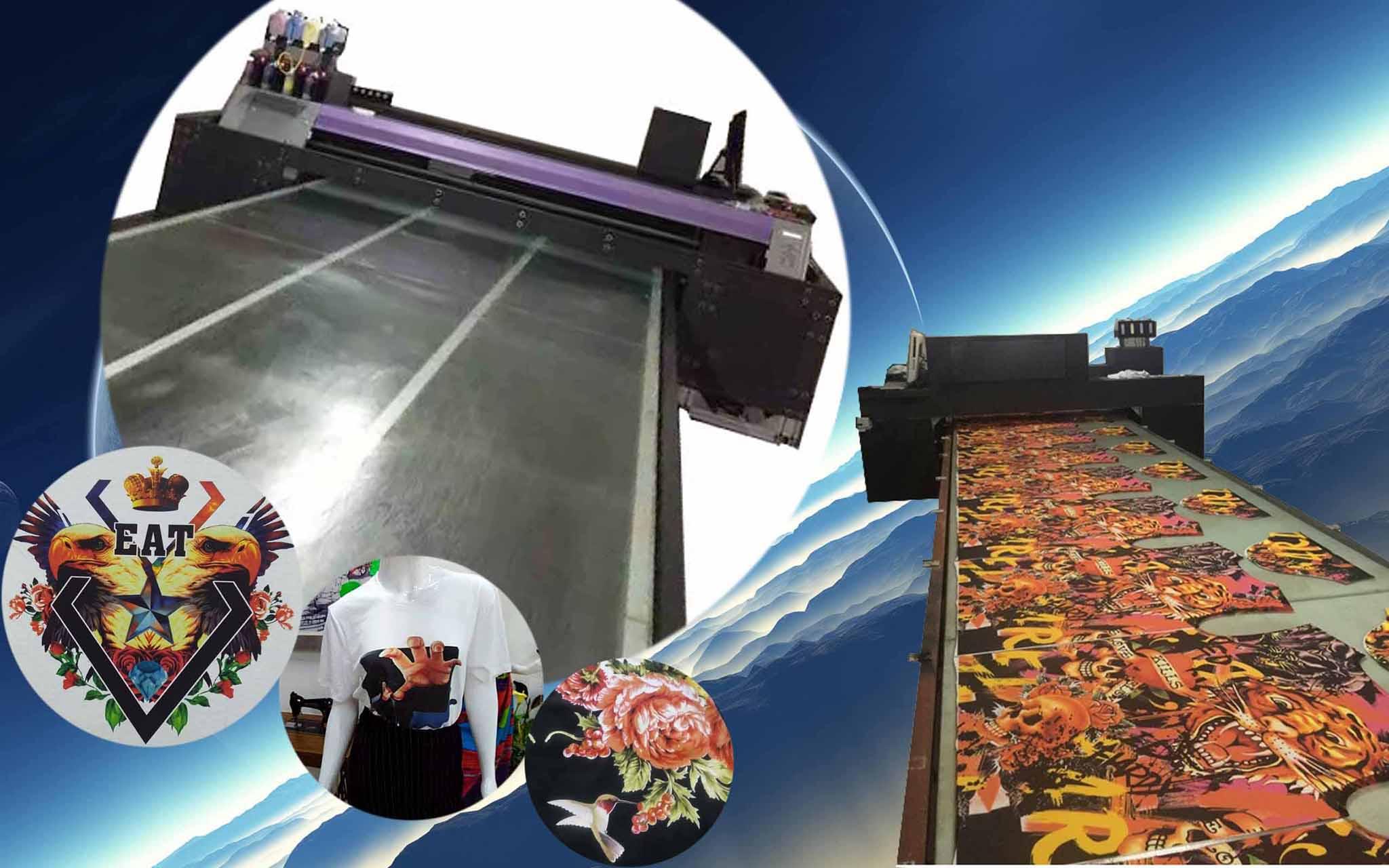 数码直印机 台面印花机