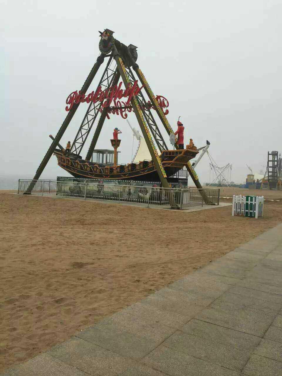 最新24座海盗船,儿童游乐场游乐设施,室外中小型游乐设备厂直销