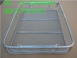 专业加工生产不锈钢网篮 器械消毒网篮