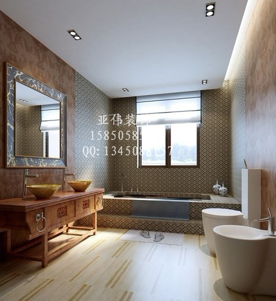 南京老房子卫生间重新装修价格 卫生间翻新
