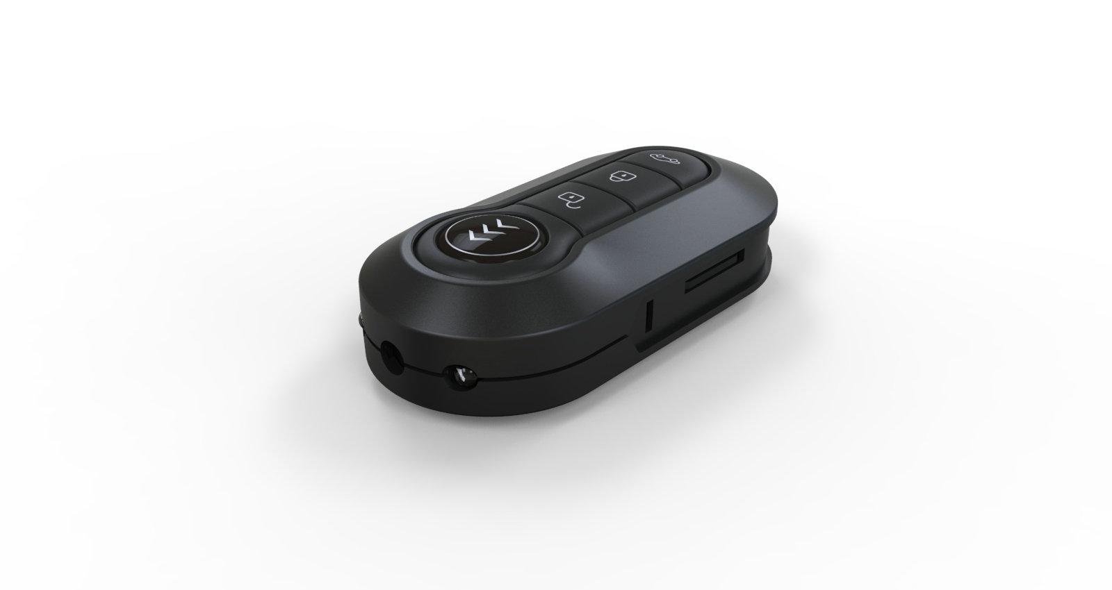 低价批发供应车钥匙高清摄像机无线车钥匙遥控器摄像机价格