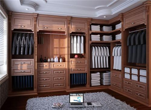 武汉整体衣柜、多维尚品、整体衣柜木板