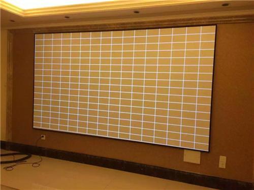 绵阳画框幕|雄云视听设备|弧形画框幕