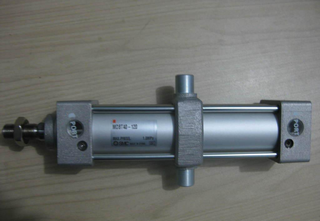 气动元件 气缸 代理日本smc止动汽缸rsa80-40tm 手机版图片