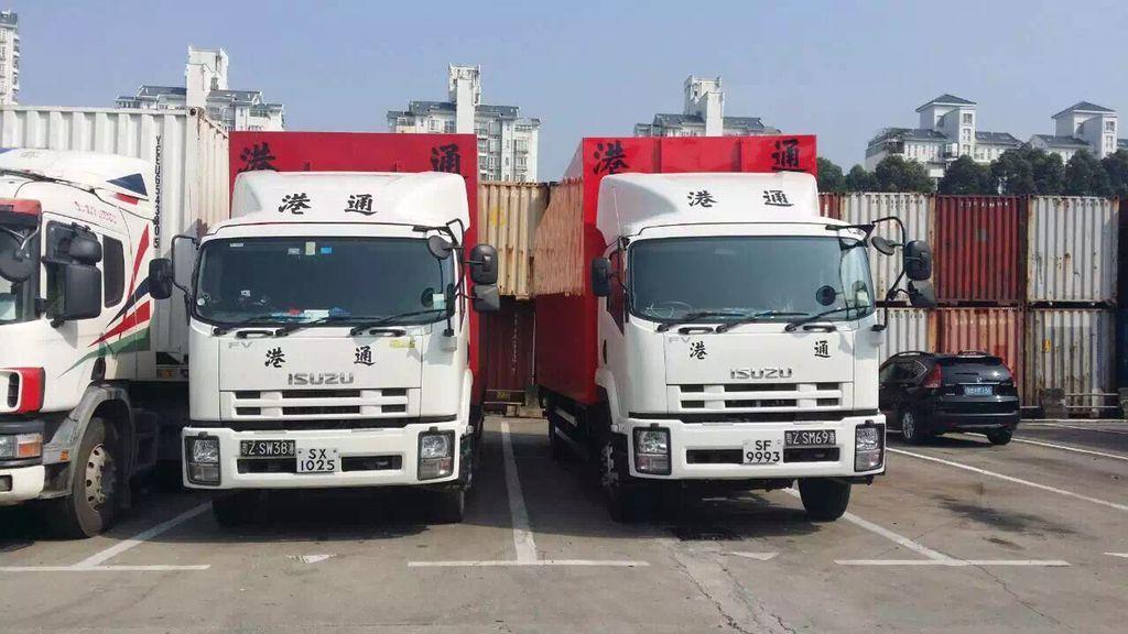 中港物流运输,香港到广州