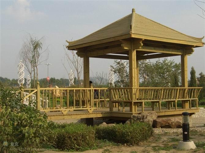 供甘肃兰州园林景观工程案列