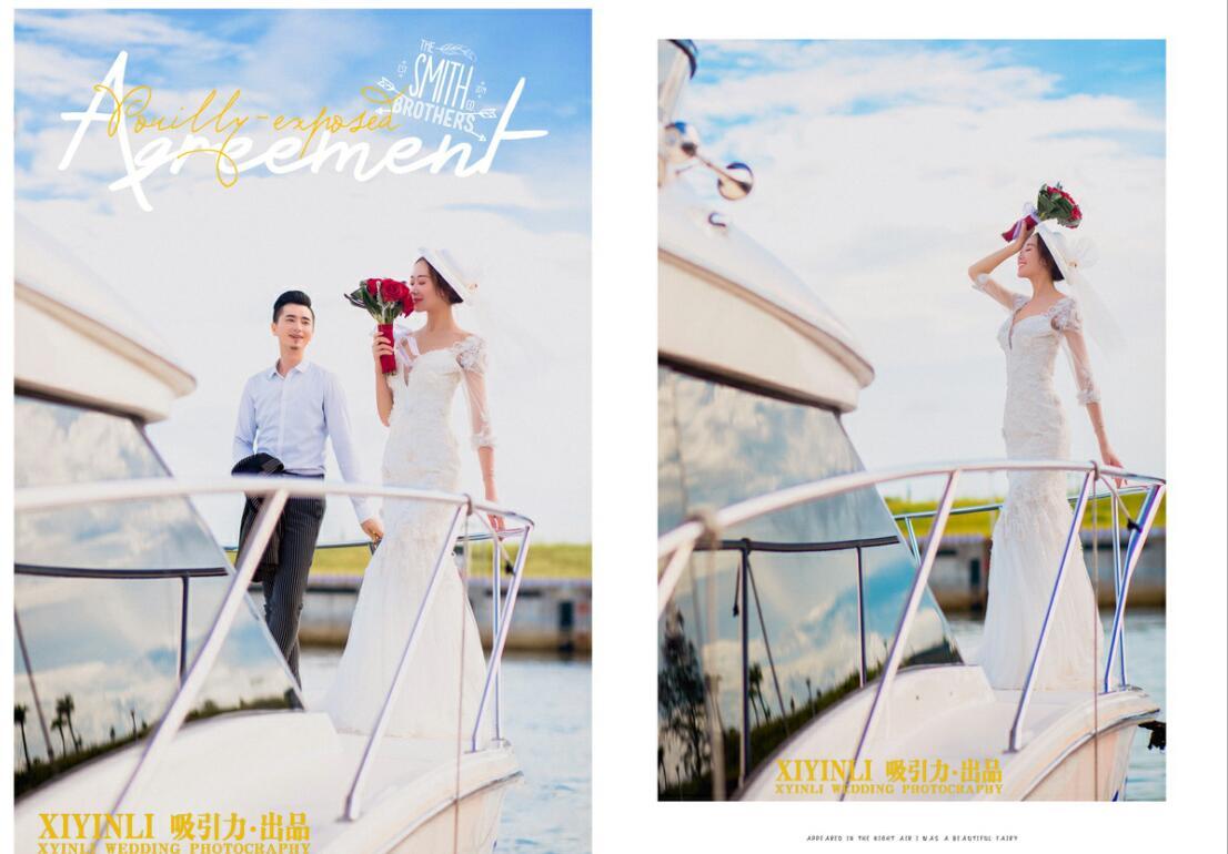 惠州婚纱摄影个性视角 让婚礼跟拍更独特