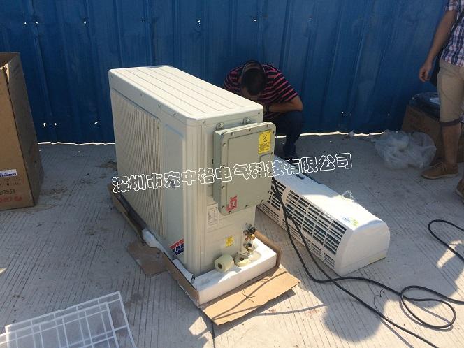 220v空调室外机电路图