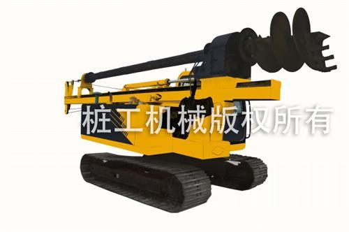 新型旋挖机_旋挖机_桩工工程机械(多图)
